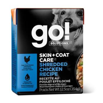 Go! Sk&ct Care Ckn Dogÿ12/12.5z