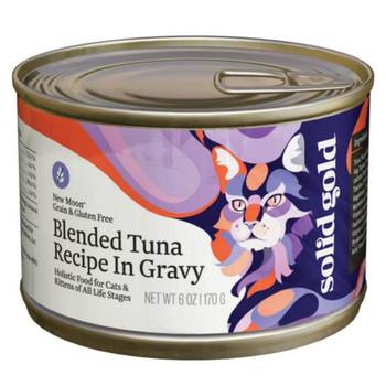 Solid Gold New Moon Grain Free Tuna Cat 16/6z *Repl 937086