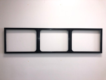 Perfecto Frame Black top or bottom 72x18 {L-1}