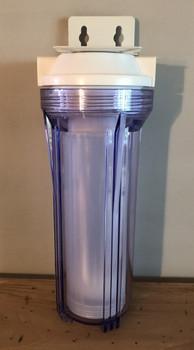 Nova Reverse Osmosis DI resin container w/bracket