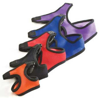 Four Paws Comfort Control Harness Small Red