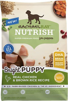 Rachael Ray Nutrish Ckn/brrc Pup 6#{L-1} 790017