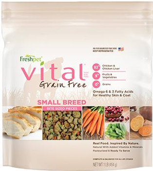 Freshpet Vital Small Breed 1lb SD-5