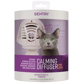 Sentry Calm Diffuser Cat 1.5z{L-1}484181