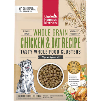 Honest Kitchen D Clst Whl Grain Ckn 1 lb