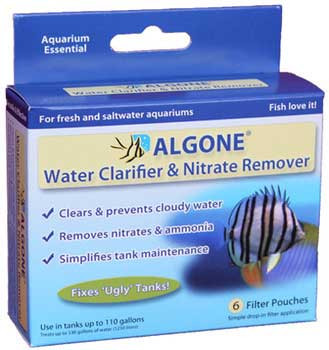 Algone Water Treatment & Nitrate Remover Small