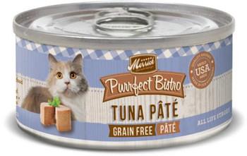 Merrick Purrfect Bistro Tuna Pate 3oz Cat