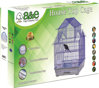"""AE HOUSE TOP CAGE 18X18"""""""