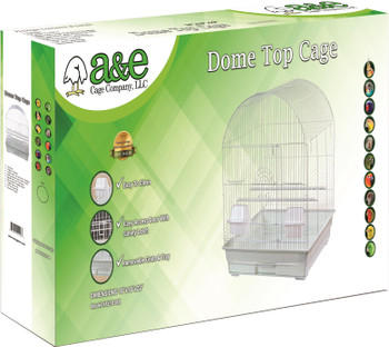 """AE ROUND TOP CAGE 18X18"""""""