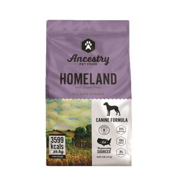 ANCEST GF HOMELAND DOG 25 lb