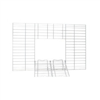 Vision Front Wire Grill W/doors M11/m12 {requires 3-7 Days before shipping out}