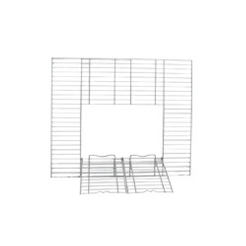 Vision Front Wire Grill W/doors S01/s02 {requires 3-7 Days before shipping out}