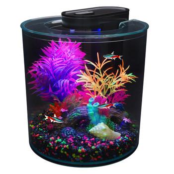 Marina iGlo 360 Aquarium Kit, 2.64 Gal