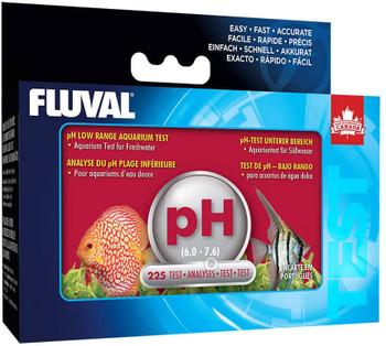 Fluval pH Low Range Test Kit, Fresh