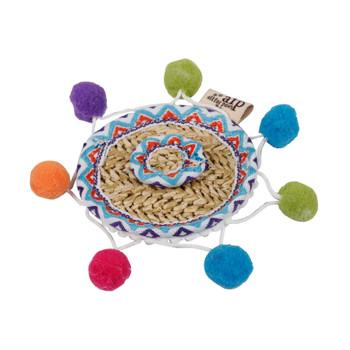 AFP Whisker Fiesta Color Sombrero (2833)