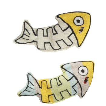 AFP Catoon Fishbones 2pk