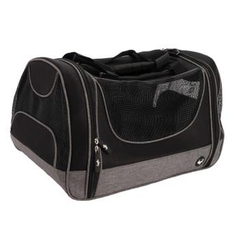 Dogit Explorer Tote Carry Bag, Gray/Black