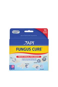 Aquarium Pharmaceuticals Fungus Cure Powder Packets