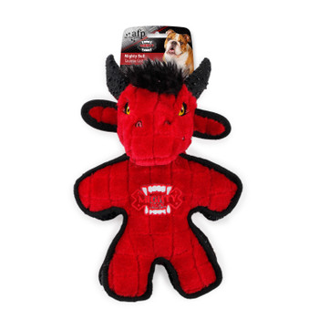 AFP Mighty Rex Plush Bull Red (4355)