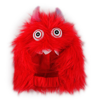 AFP Monster Bunch Hat, Red (7630)