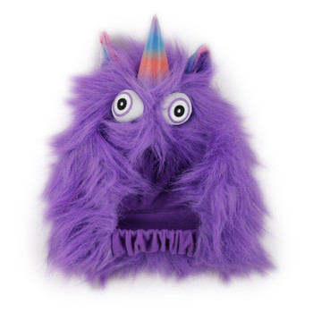 AFP Monster Bunch Hat, Purple (7631)