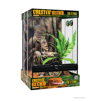 Exo Terra Crested Gecko Kit, Small