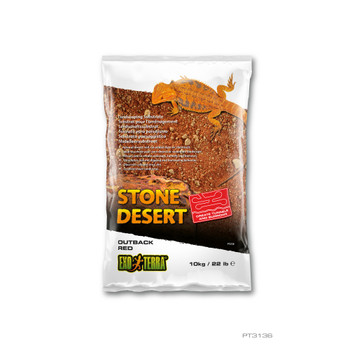 Exo Terra Outback Red Stone Desert 22lb