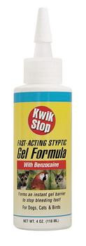 Rich Health Gimborn Multipet Kwik Stop Stypic Gel (4-oz Bottle-81563