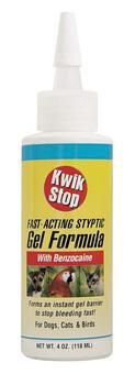 Rich Health Gimborn Multipet Kwik Stop Stypic Gel (4-oz Bottle-81563