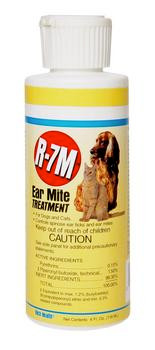 Rich Health Gimborn R-7 Ear Mite Treatment For Cats And Dogs (-81567
