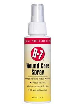 Gimborn R-7 Wound Care Spray For Dogs (4-oz Spray -94895
