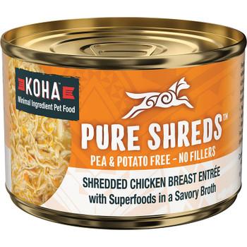Koha Dog Grain Free Shredded Chicken 5.5oz