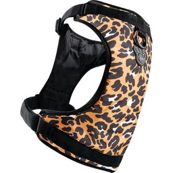 Canada Pooch Dog Everything Harness Leopard Medium