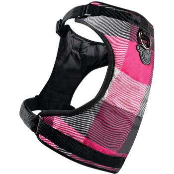 Canada Pooch Dog Everything Harness Pink Medium