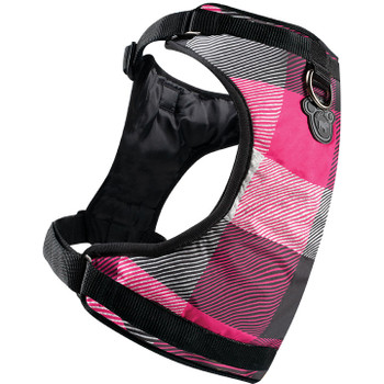 Canada Pooch Dog Everything Harness Pink Xlarge