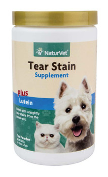 NaturVet Tear Stain Supplement Powder 7 oz