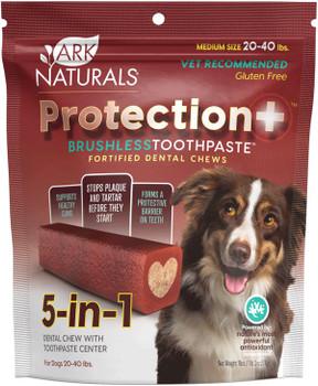 Ark Naturals Protection Plus Brushless Toothpaste Medium 18 oz