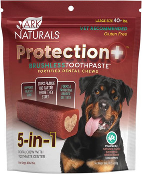 Ark Naturals Protection Plus Brushless Toothpaste Large 18 oz