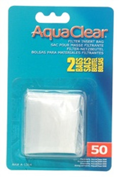 Aqua Clear 200 Nylon Bag (2/cd) {requires 3-7 Days before shipping out}