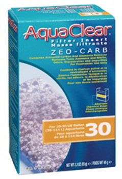 Aqua Clear 30 Zeo-carb {requires 3-7 Days before shipping out}