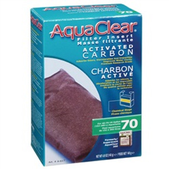Aqua Clear 70 (300) Act. Carbon Insert{requires 3-7 Days before shipping out}