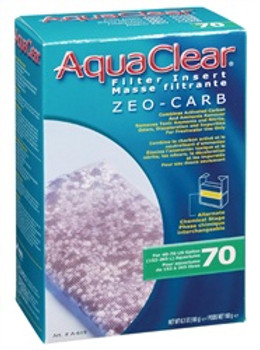 Aqua Clear 70 Zeo-carb {requires 3-7 Days before shipping out}