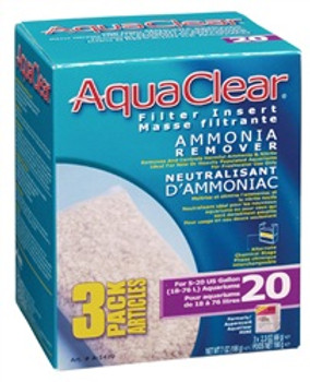 Aqua Clear Mini Amrid (3/pk) {requires 3-7 Days before shipping out}