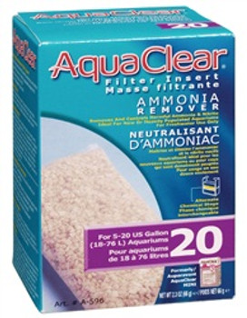 Aqua Clear 20 (mini) Amrid 2.1oz {requires 3-7 Days before shipping out}