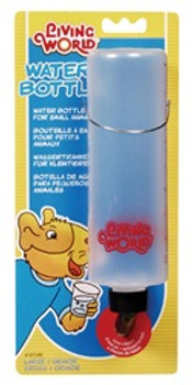 Living World Guinea Pig Bottle 16oz {requires 3-7 Days before shipping out}