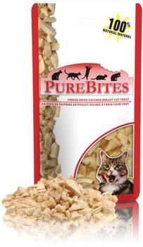 PureBites Freeze Dried Chicken Breast Cat Treats 1.09 oz