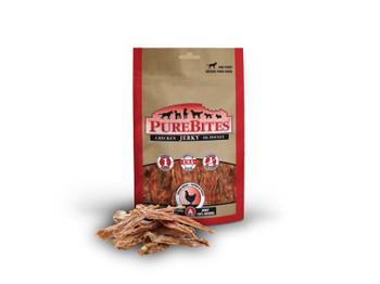 PureBites Chicken Jerky Dog Treat 21.1 oz