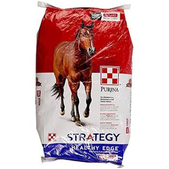 Purina Mills Stratgey Healthy Edge Horse Food 50 lb