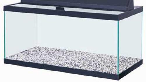 Aqueon All-glass Aga Brand 50 gallon Aquarium-black 36x18x18-76792