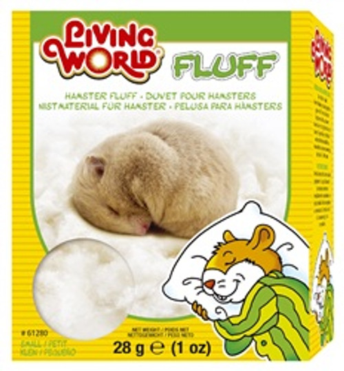 Lw Hamster Fluff 1oz {requires 3-7 Days before shipping out}